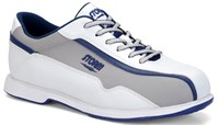 Storm Mens Volkan White/Grey/Blue Bowling Shoes
