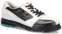 Storm Womens SP3 White/Black/Gold Wide Width Bowling Shoes