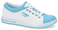 Storm Womens Meadow White/Blue Bowling Shoes