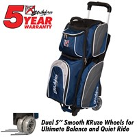 KR Strikeforce Apex Triple Roller Bowling Bags