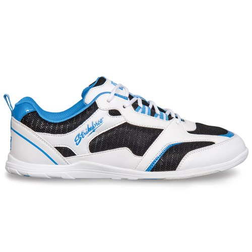 KR Strikeforce Womens Spirit Lite White/Black/Blue Core Image