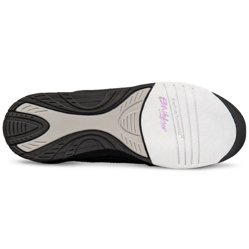 KR Strikeforce Womens Capri Lite Black/Orchid Core Image