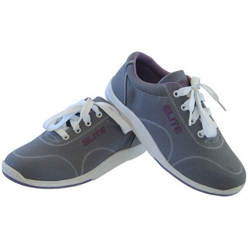 Elite Womens Casual Grey Core Image