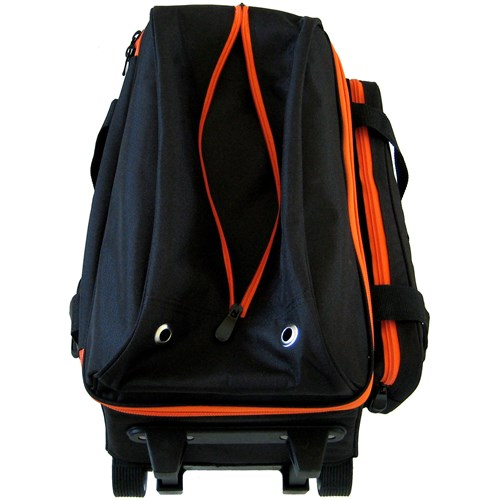 Tenth Frame Classic Double Roller Black/Orange Core Image