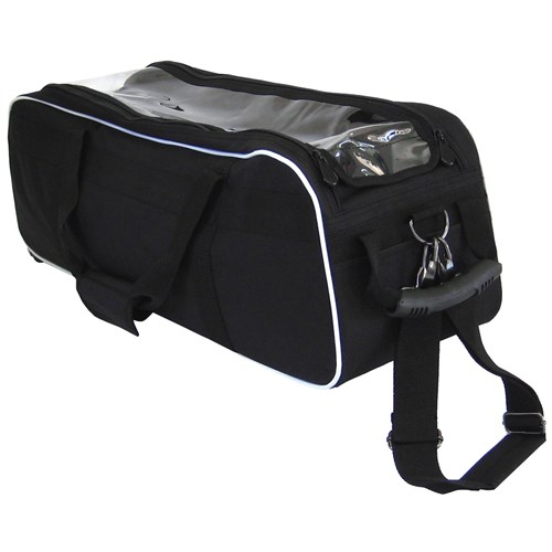 Tenth Frame Glide Triple Tote Black Core Image