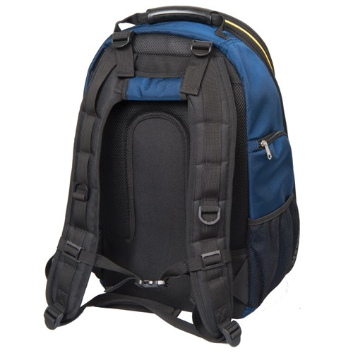Track Premium Player Backpack Black/Navy/Yellow Core Image