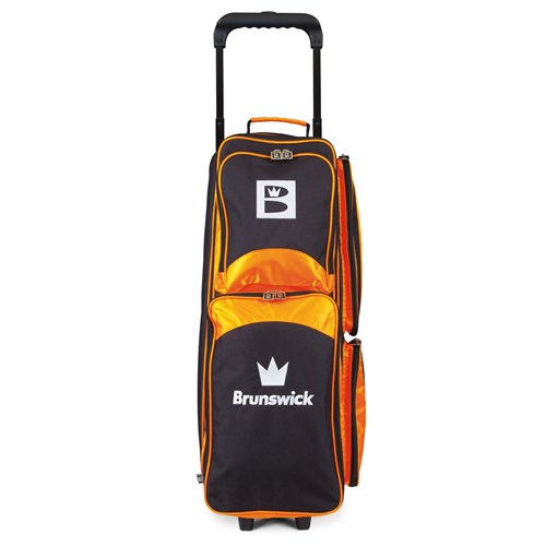 Brunswick Edge Triple Roller Orange Core Image