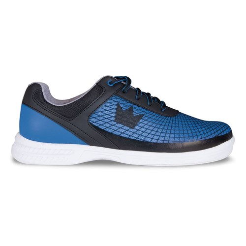Brunswick Mens Frenzy Royal/Black Core Image