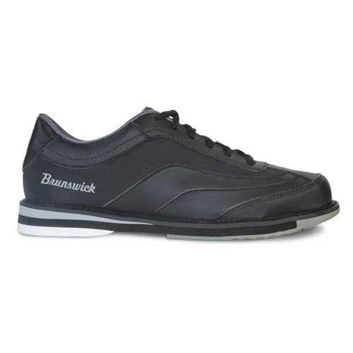 Brunswick Mens Rampage Black Right Hand Wide Width Core Image