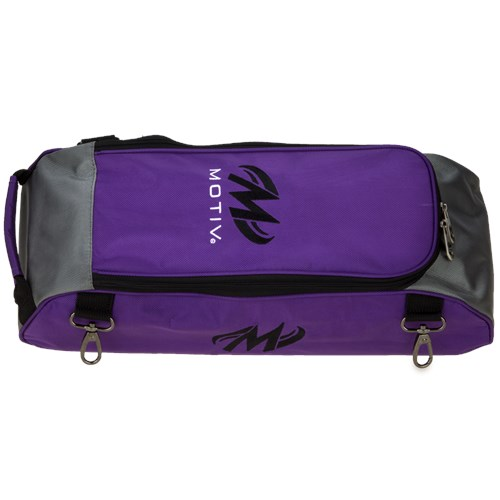 Motiv Ballistix Shoe Bag Purple Core Image