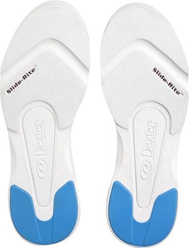 Dexter Womens Raquel V Bowling Shoes Wide Width White//Blue