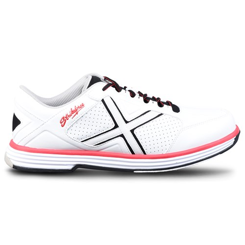 KR Strikeforce Mens Ranger White/Black/Red Core Image