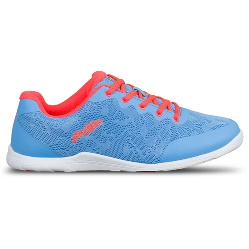 KR Strikeforce Womens Lace Sky/Coral Core Image