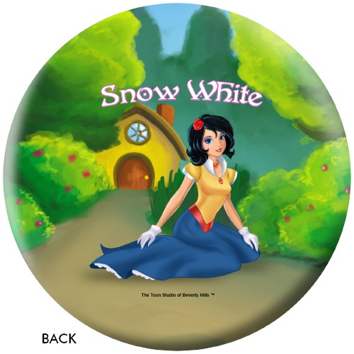 OnTheBallBowling Snow White Ball Core Image