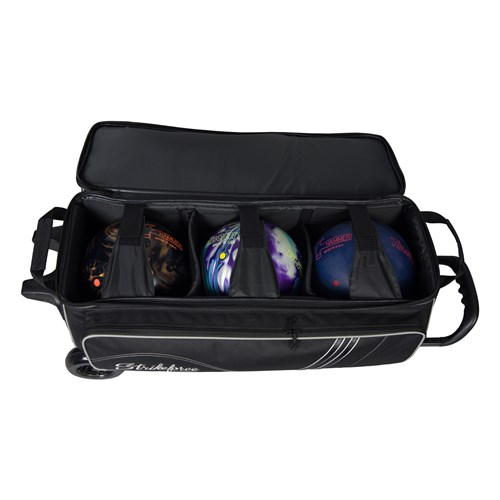 KR Strikeforce LR3 Sport Triple Roller Black Core Image