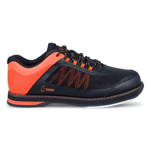 Hammer Mens Rogue Black/Orange Right Hand Core Image