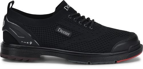 Dexter Mens THE 9 ST Black Right Hand or Left Hand Core Image