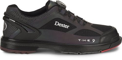 Dexter THE 9 HT BOA Black/Colorshift Unisex Right Hand or Left Hand Core Image