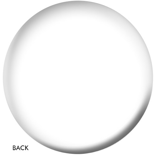 OnTheBallBowling Billiard White Cue Ball Core Image