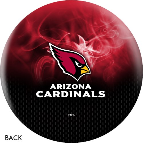 KR Strikeforce NFL on Fire Arizona Cardinals Ball Core Image