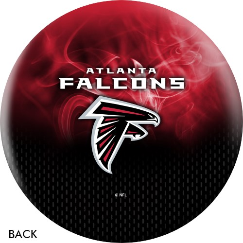KR Strikeforce NFL on Fire Atlanta Falcons Ball Core Image
