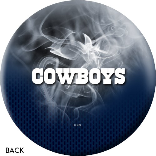 KR Strikeforce NFL on Fire Dallas Cowboys Ball Core Image