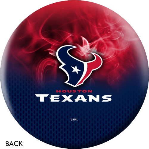 KR Strikeforce NFL on Fire Houston Texans Ball Core Image