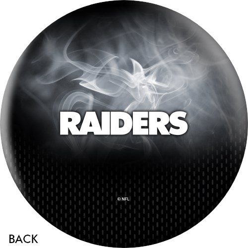 KR Strikeforce NFL on Fire Las Vegas Raiders Ball Core Image