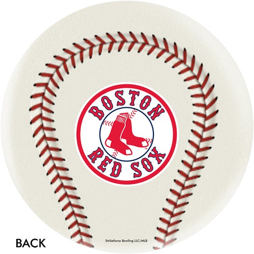 KR Strikeforce MLB Ball Boston Red Sox Core Image