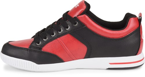 Dexter Mens Dave Black/Red Core Image