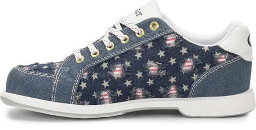 Dexter Womens Liberty Stars & Strikes Core Image