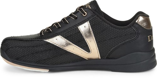 Dexter Womens Vicky Black/Rose Gold Core Image