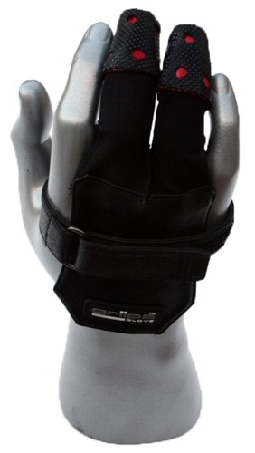 Griips Glove Black Core Image
