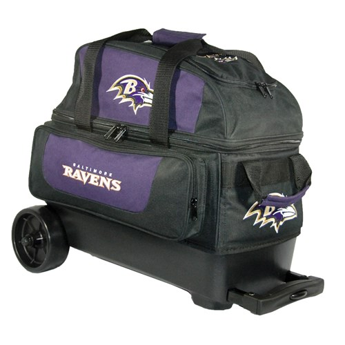 KR NFL 2 Ball Roller Baltimore Ravens Core Image