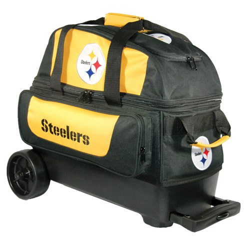 KR NFL 2 Ball Roller Pittsburgh Steelers Core Image