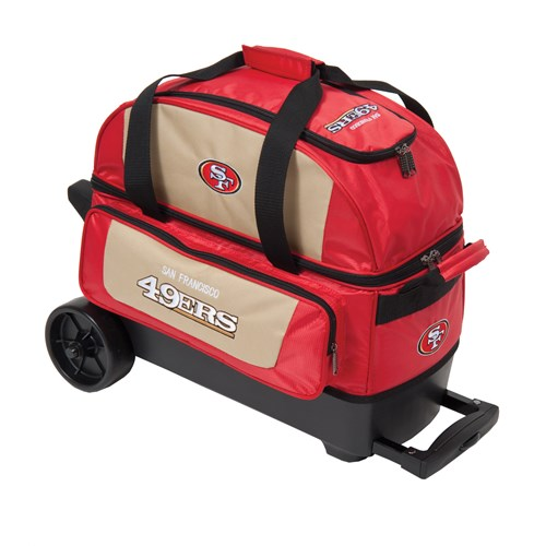 KR Strikeforce NFL 2 Ball Roller San Francisco 49ers Core Image