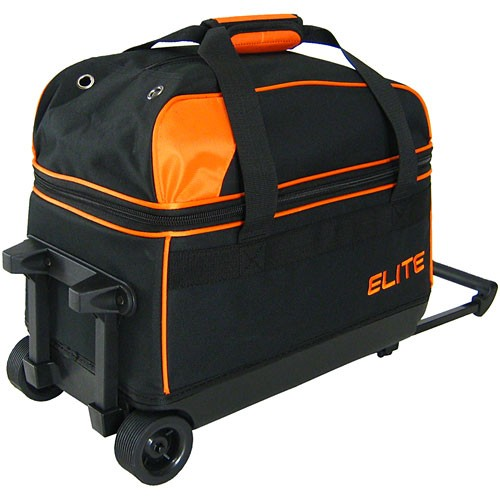 Elite Basic Double Roller Orange Core Image