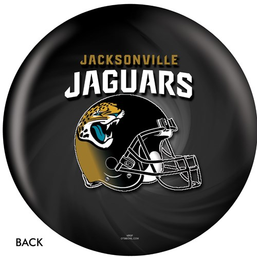 KR Strikeforce Jacksonville Jaguars NFL Ball Core Image