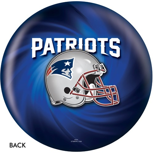 KR Strikeforce New England Patriots NFL Ball Core Image