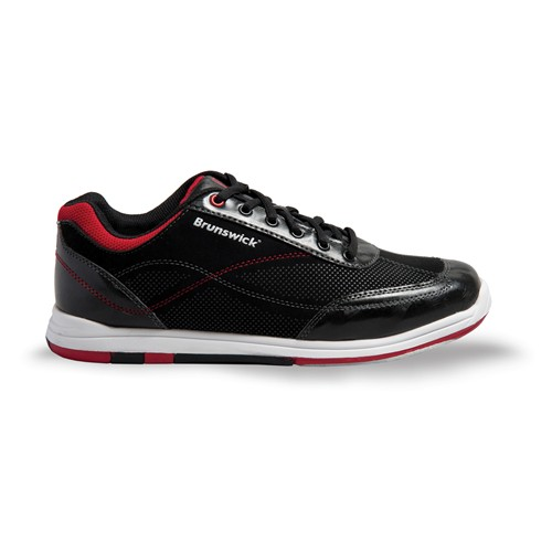 Brunswick Mens Titan Black/Salsa Core Image