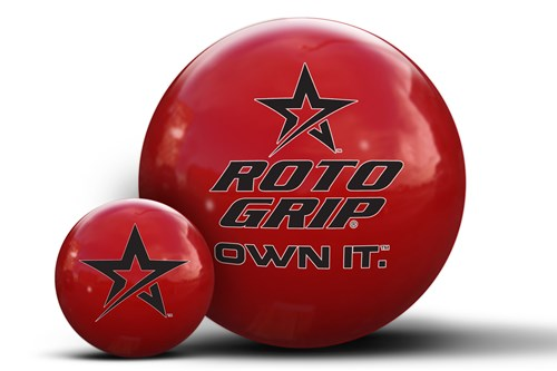 Roto Grip Own It Clear Polyester Core Image
