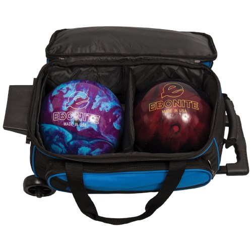 Ebonite Transport II Double Roller Blue Core Image