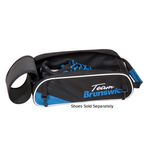 Brunswick Team Brunswick Shoe Bag Black/Cobalt Core Image