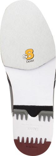Dexter Men's SST Tank White/Grey/Black Right Hand Core Image