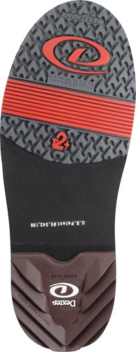 Dexter Womens SST 8 LE White/Red/Black RH or LH Wide Width Core Image