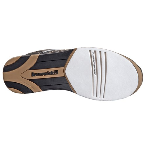 Brunswick Mens Captain Black/Gold Core Image