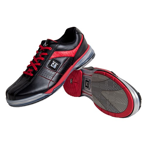 Brunswick Mens TPU X Black/Red Right Hand Core Image