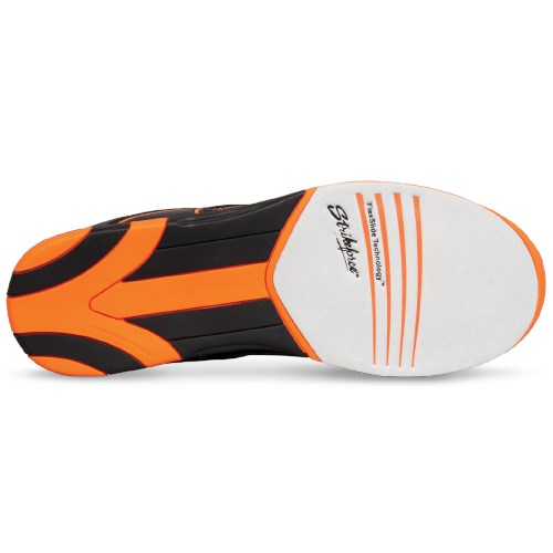 KR Strikeforce Mens Flyer Black/Orange Core Image