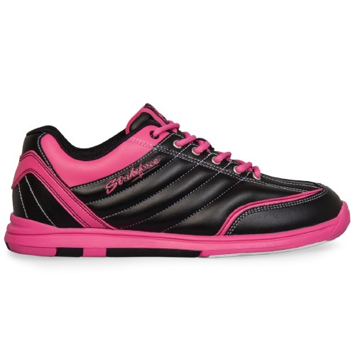 KR Strikeforce Womens Diamond Black/Hot Pink Core Image