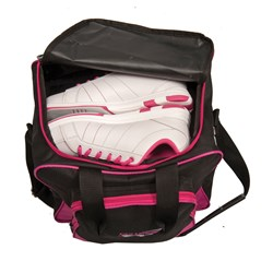 Columbia White Dot Single Tote Pink Core Image